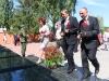 День Независимости-2015 в Мозыре (Курган Славы)