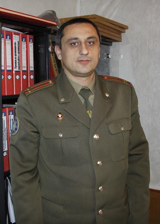 Игорь Шафаренко