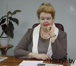 Лариса Петровна Черная