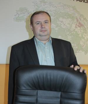 директор ДРСУ-186 г.Мозыря Александр Иванович Захарченко