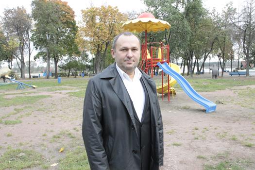 предприниматель и депутат Мозырского райсовета Анатолий Коржевский