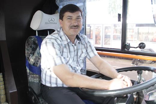 Андрей Иванович ГРУШКОВЕЦ, водитель АП-2 г.Мозыря