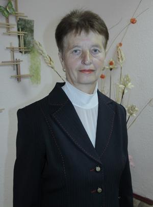 Анна Леонидовна Плех, учитель русского языка и литературы высшей категории СШ №5 г.Мозыря