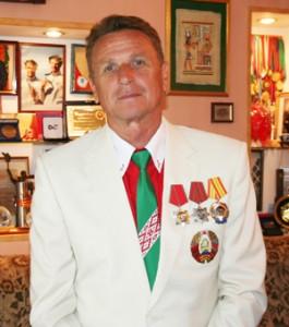 Владимир ШАНТАРОВИЧ, главный тренер Национальной сборной Республики Беларусь по гребле на байдарках и каноэ: