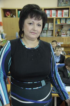 Жанна Анатольевна Плутахина, учитель начальных классов высшей категории СШ №11 г.Мозыря