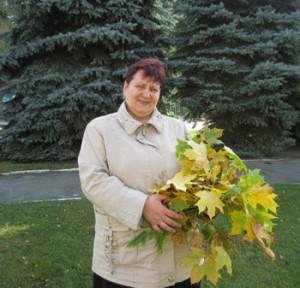 Людмила Михайловна Кананчук (г.Мозырь)