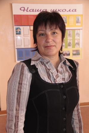 Людмила Дмитриевна Жирун, учитель обслуживающего труда высшей категории СШ №9 г.Мозыря