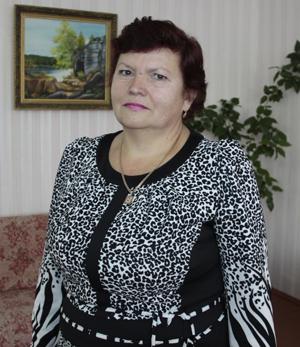 Людмила Павловна Миронович, учитель белорусского языка и литературы высшей категории СШ №1 г.Мозыря