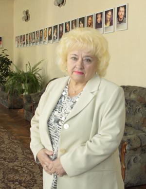 Мария ПОТАПЬЕВА, директор мозырского драмтеатра