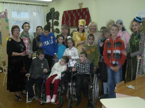 В Мозырском районном центре коррекционно-развивающего обучения и реабилитации