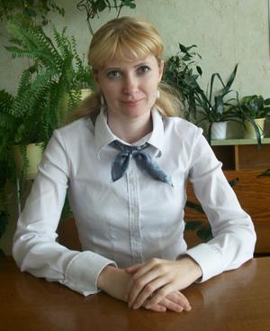 Вероника Федоровна Орлова, учитель английского языка первой категории СШ №14 г.Мозыря