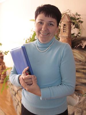 Светлана Анатольевна Крот, учитель физики высшей категории СШ №9 г.Мозыря