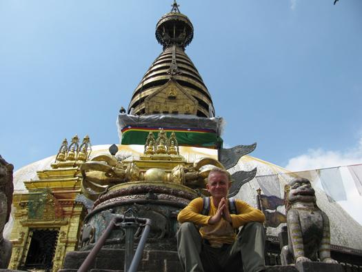 Сергей Бобков в Непале