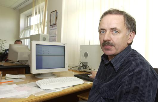 заместитель начальника топливно-каталитического производства Леонид Васильевич Тринкун (Мозырский НПЗ)