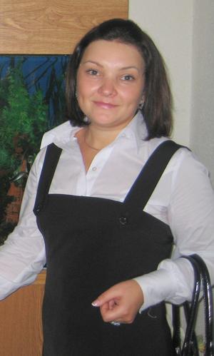 Светлана Дмитриевна Пархоменко, ветеринарный врач горветстанции Мозыря