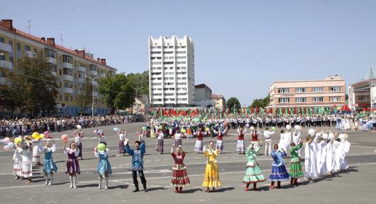 3 июля 2012 в Мозыре