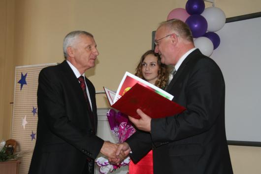 День учителя в Мозырском педуниверситете