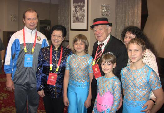 Никита Нагорнов, Станислав Плотников и Стефания Турмович — стали бронзовыми призерами 10-го Международного фестиваля акробатического искусства в Китае