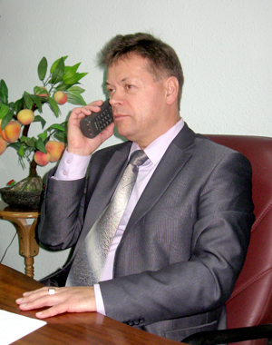двокат юридической консультации Мозырского района Анатолий Николаевич ЛАПТЕВ