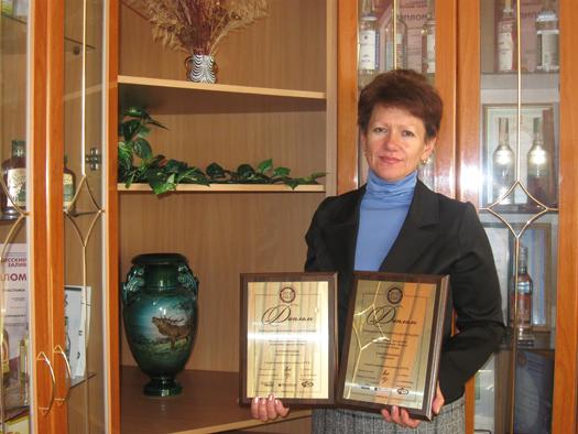 "Ирина Курлович, Мозырский комбинат ""Этанол"""