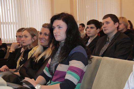 встреча руководства Мозырского района с молодыми специалистами