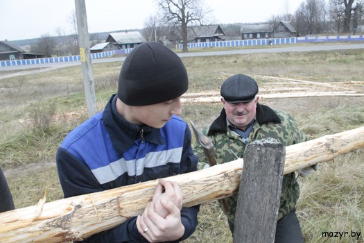 Волонтерский молодежный отряд Мозыря