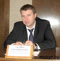 Прокурор Гомельской области Сергей Яковлевич Аземша