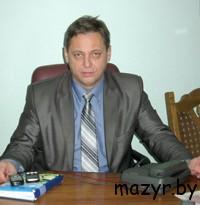 начальник землеустроительной службы П.В.Даниэль (Мозырь)
