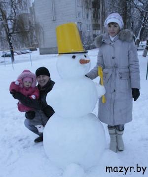 Мозырь декабрь 2012