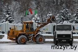 Мозырь, декабрь 2012