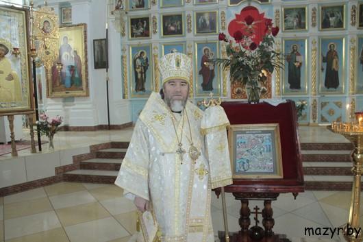 Леонид, ЕПИСКОП ТУРОВСКИЙ И МОЗЫРСКИЙ