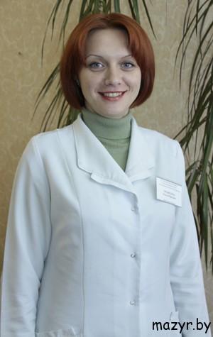 Ольга МЕДВЕДЕВА, врач-психотерапевт Мозырского психоневрологического диспансера