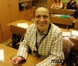 Любовь Павловна Третьяк, студентка 1курса филфака педуниверситета г.Мозыря
