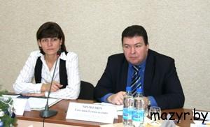 Ирина Довгало, Евгений Миткевич.