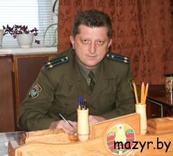 подполковник Вячеслав Викторович Копылович