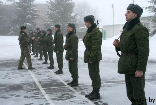 1052-й отдельный  радиотехнический батальон. г.Мозырь
