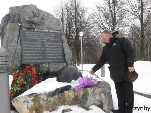 воин-интернационалист Сергей Скрипко