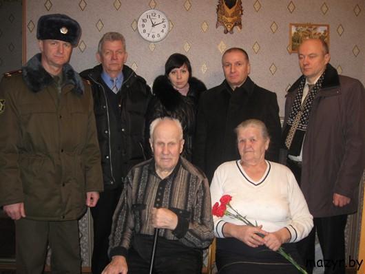 В семье погибшего воина-интернацианалиста Павла Ящуковского