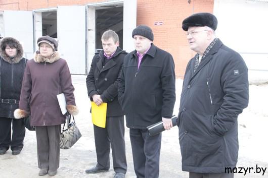 Районный семинар-совещание в ГП «Осовец»