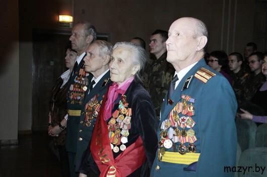 23 февраля 2013 г., Мозырь