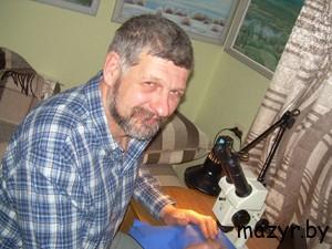Станислав Никанорович Малащук (Мозырь)