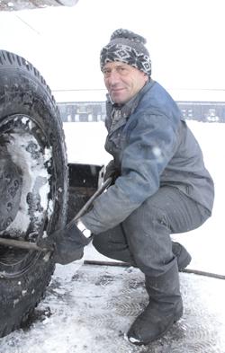 Валерий Сергеевич Сытько – механизатор с двадцатилетним стажем