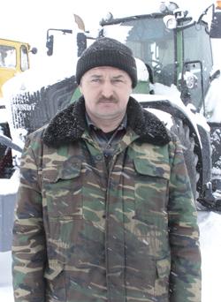 Механизатор Александр Григорьевич Шур