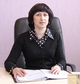 Янина Евгеньевна Кадол. директор Мозырского РКБО