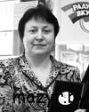 """Галина Михайловна Кудина (директор ЧУП """"Мозырские молочные продукты"""")"""