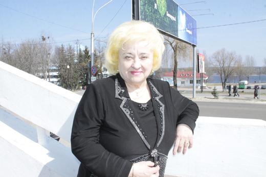 Мария Ивановна Потапьева