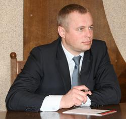 начальник Государственной инспекции охраны животного и растительного мира при Президенте Республики Беларусь Сергей Викторович НОВИКОВ
