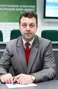 Главный терапевт Министерства здравоохранения Вадим Сушинский