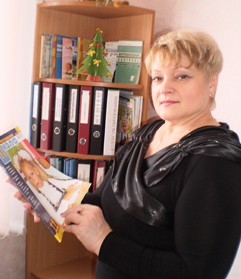 Валентина Николаевна Вамбрикова.