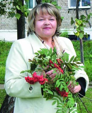 Галина Дашкевич
